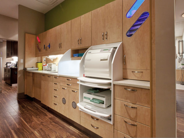 Custom Sterilization Center